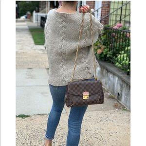New Handmade Wool Oversized Sweater